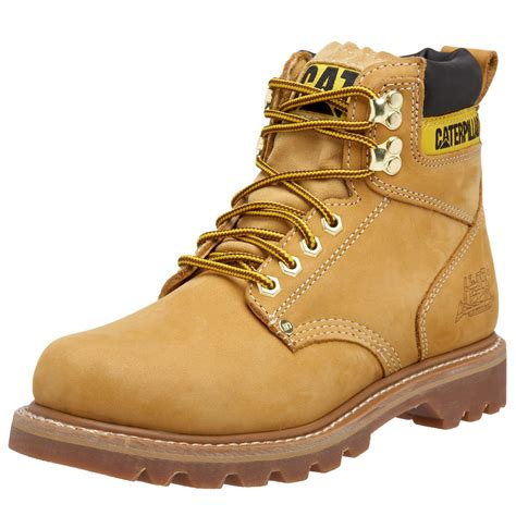 sepatu safety caterpillar design bild