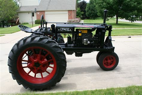 farmall regular paint color yesterday s tractors