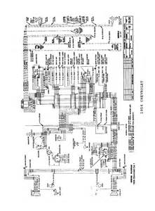 chevrolet convertible 1955 1956 and 1957 wiring diagrams