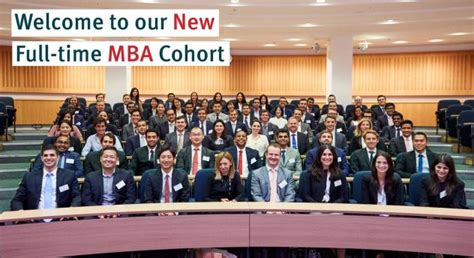 Why Do An Mba Uk by The Cass Mba Journey Through The Programme