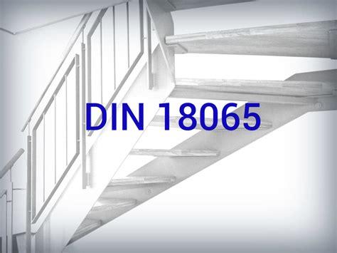treppengeländer din smg treppen din 18065 smg treppen
