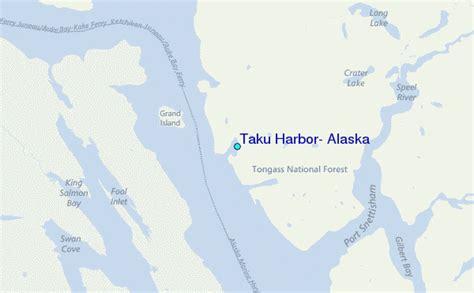 Juneau Tide Table by Taku Harbor Alaska Tide Station Location Guide