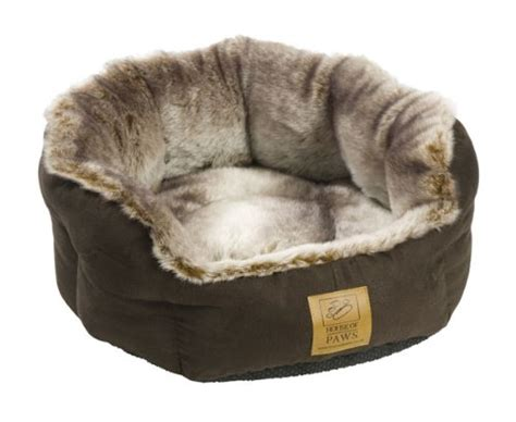 house of paws dog beds house of paws arctic snuggle dog bed medium 24 inch
