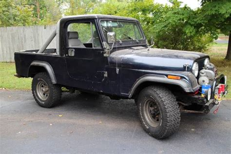 Jeep For Sale Nj 1981 Jeep Scrambler Cj8 258 V6 For Sale Central Jersey Nj