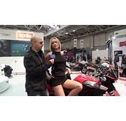 Motodays Roma Aprilia Hostess E Modella  Ragazza Hot
