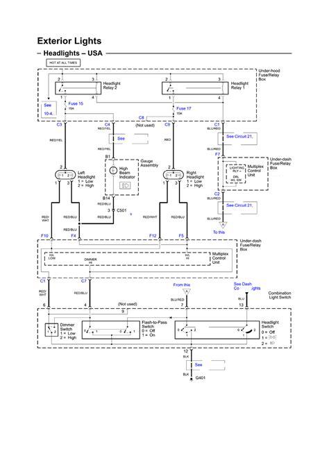 | Repair Guides | Wiring Diagrams | Wiring Diagrams (14 Of