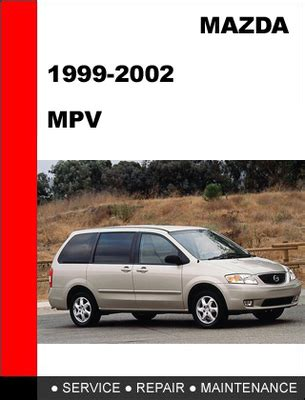 motor repair manual 1989 mazda mpv regenerative braking mazda mpv 1999 2002 workshop factory service repair manual downlo