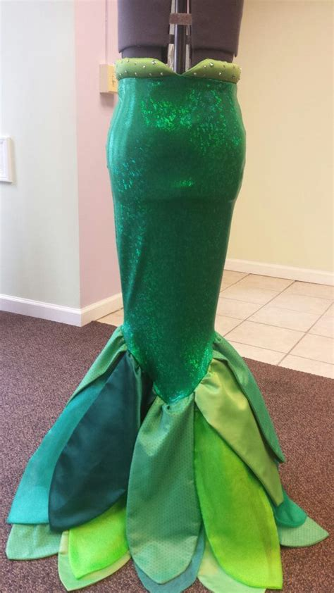 Handmade Mermaid Costume - 25 best ideas about mermaid costumes on
