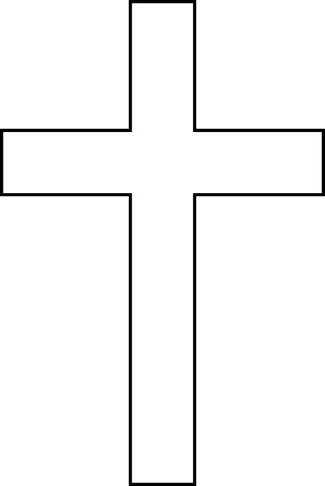 cross template stunning crucifix template pictures inspiration