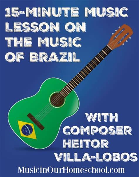 free brazilian music music of brazil freebie with printable pack