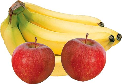 apple banana how apple is better than a banana my vision