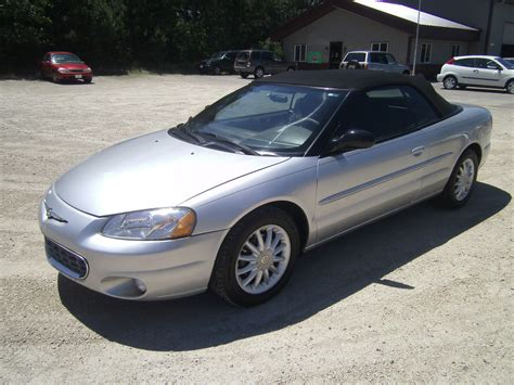 2002 Chrysler Sebring Lxi by 2002 Chrysler Sebring Convertible Lxi Related Infomation