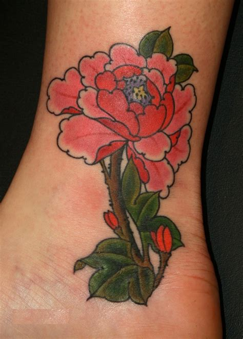 flower tattoo pictures and meanings peony tattoos designs ideas and meaning tattoos for you