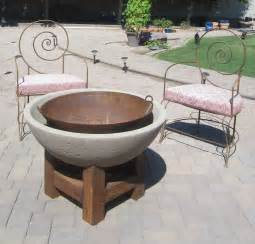 Diy Firepit Ink Rust And Sawdust Diy Pit