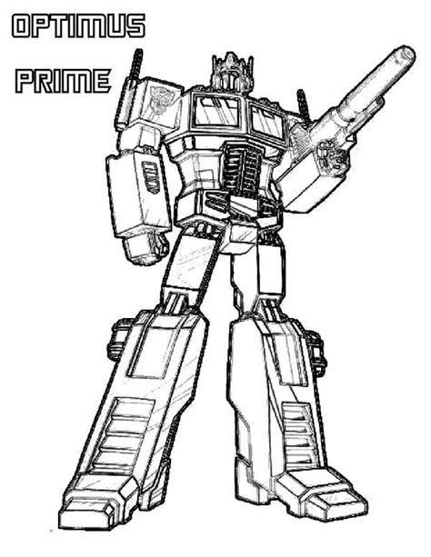 transformers coloring pages optimus prime google search