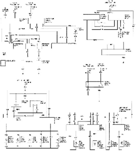 fan cooling system wiring diagram circuit for 1985 volvo