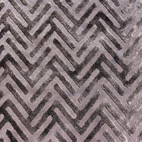 Charcoal Velvet Upholstery Fabric by Charcoal Chevron Fabric Upholstery Fabric