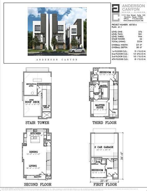 townhouse plan e1005 a1 master bedroom keziah bedroom 3 2587 best images about plans on pinterest