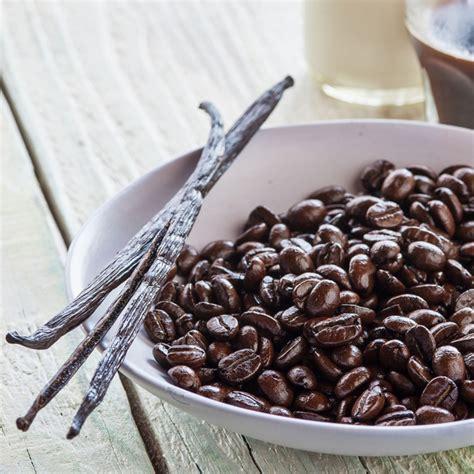 Coffee Bean Vanilla Blended vanilla whole bean coffee 200gm