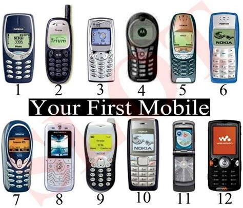 1st mobile phone which of this was your mobile phone phones nigeria
