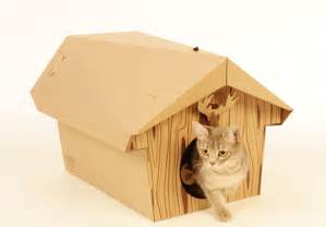 A Flatpack Pet Palace Made For Eco Friendly Felines Inhabitat Green Design