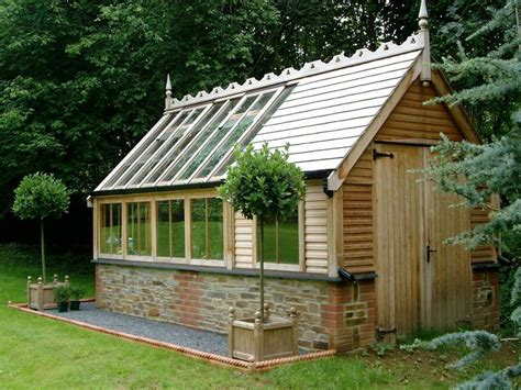 Potting Shed Greenhouse by Greenhouse Potting Shed