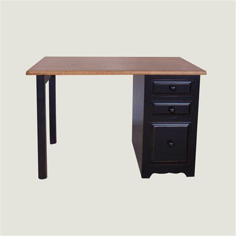 desk three drawer filing pedestal true