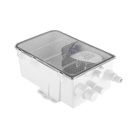 boat sump pump boat marine shower sump pump drain kit system 12v 750