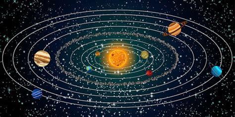 imagenes del universo y planetas en movimiento 191 por qu 233 orbitan los planetas