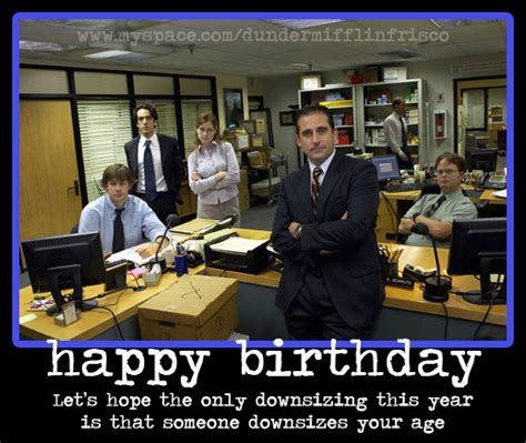The Office Happy Birthday by Birthday Poems Bao S Weblog