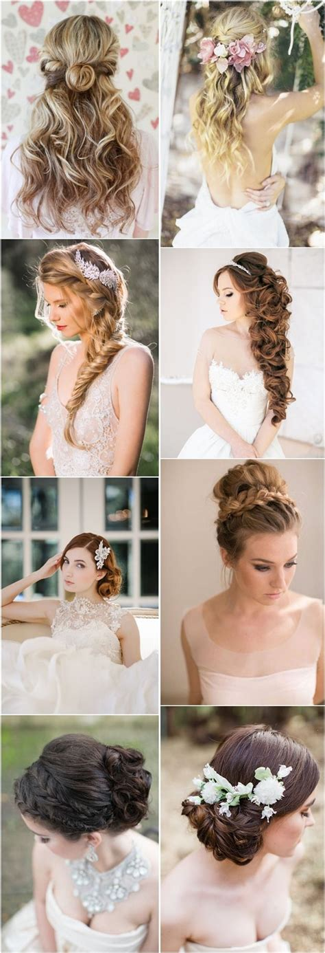 17 best images about half updo wedding hairstyle for thin 17 best images about wedding hair ideas on pinterest