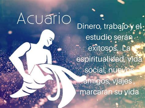 signo de acuario hoy hor 243 scopo acuario 2017
