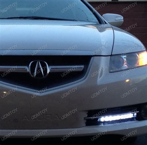 Acura Tl Lights by Led Drl For Acura Tl Ijdmtoy For Automotive Lighting