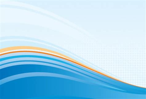 blue and orange blue and orange wave vector vector free download
