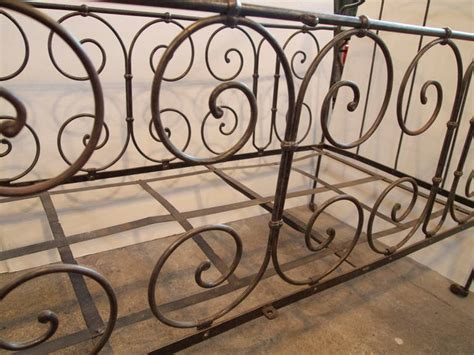 wrought iron baby cribs wrought iron baby cribs 19th century wrought iron baby