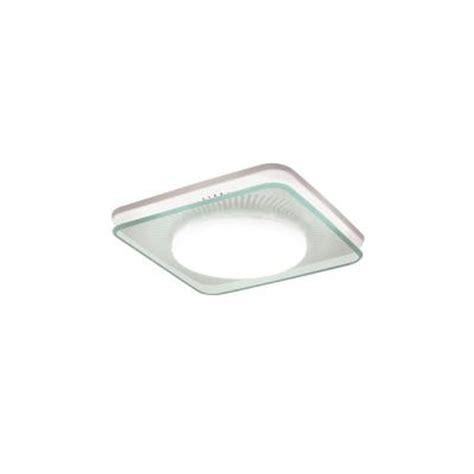 110 cfm bathroom fan with light nutone lunaura square panel decorative white 110 cfm