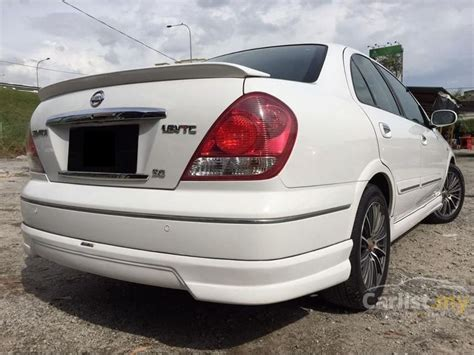 nissan sentra 2005 sg l 1 6 in selangor automatic sedan white for rm 25 633 2474276 carlist my