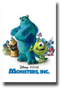 monsters movie poster images