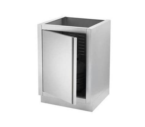 napoleon oasis propane storage cabinet imutc bbq world