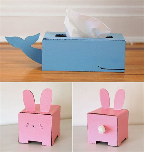diy small cardboard box 15 diy cardboard crafts in your decor decorazilla design