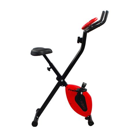 Chair Bicycle Exercise Machine by Folding Magnetic Exerciser Bike Cycle Home Workout