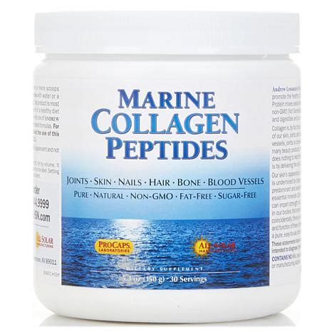 Collagen Peptide marine collagen peptides 10068748 hsn