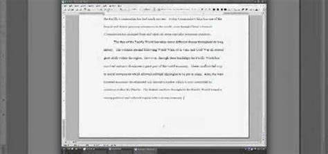 How To Make A Paper Longer - how to make an school essay look longer 171 humanities