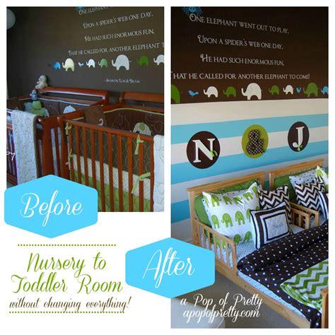 Toddler Room Decor Canada Nursery To Toddler Room Decor A Pop Of Pretty Blog