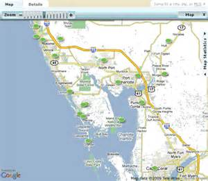 search by map for florida suncoast area real estate your