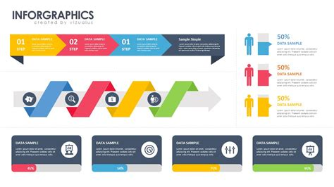 free infographic templates for ppt powerpoint infographics vizualus