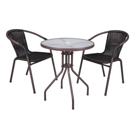 cdiscount table et chaise table et chaise bistrot pas cher