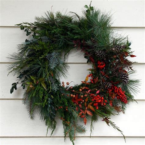 beautiful wreaths winter decorating ideas guest post