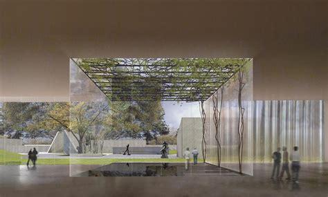 Art Design Jobs Houston   ground breaks on steven holl s design for museum of fine