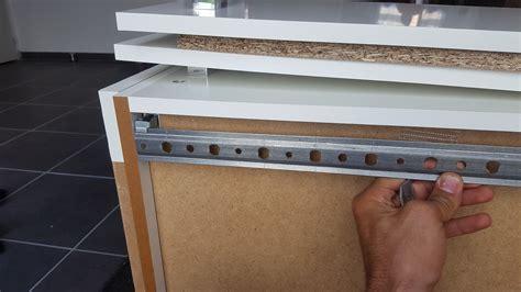 fixation meuble haut sur faience placo ba13 hydro 6